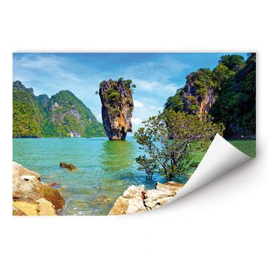 Wallprint Khao Ta-Pu Island