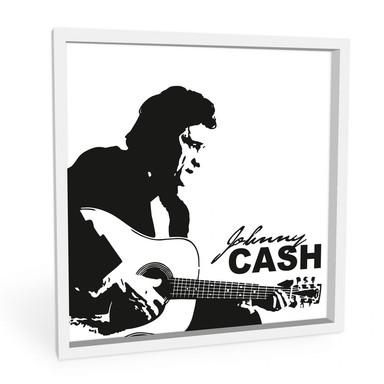 Wandbild Johnny Cash