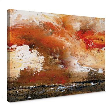 Leinwandbild Niksic - Schrei des Windes