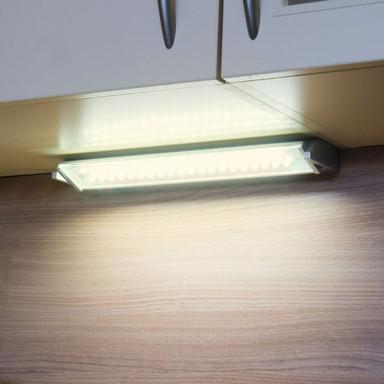 LED Unterbauleuchte Miami in Weiss 15W 3000K 980lm 910mm