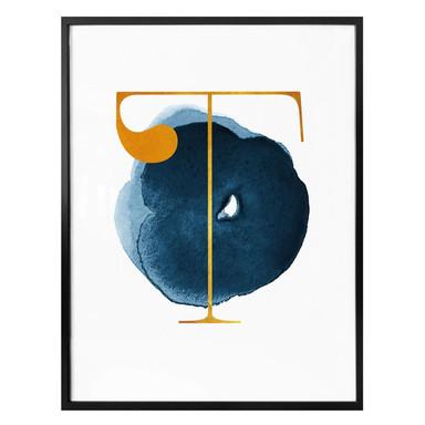 Poster - Das goldene T