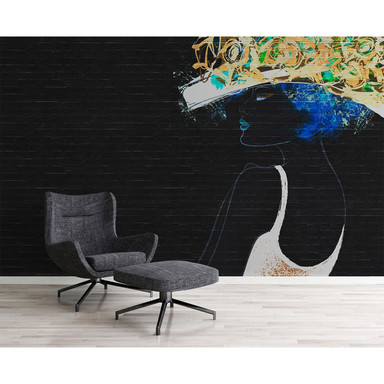 Architects Paper Fototapete Atelier 47 Diva Wall Menschen - Bild 1