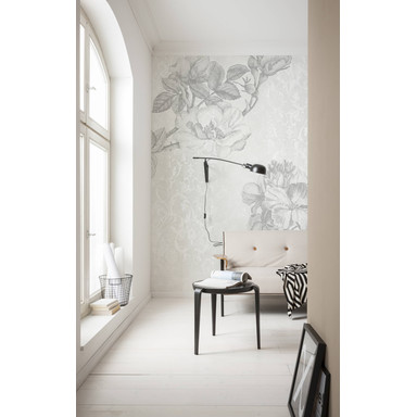 Fototapete Baroque Grey