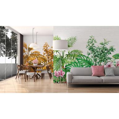 Livingwalls Fototapete Designwalls Tropical Wall Dschungel