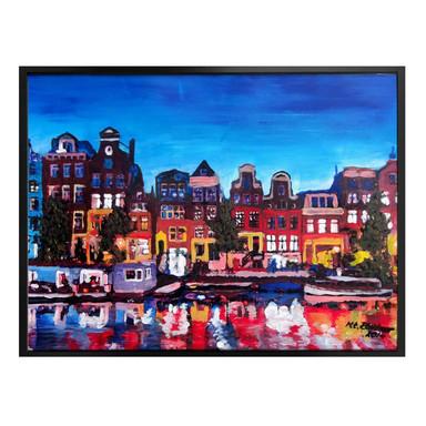 Poster Bleichner - Amsterdam