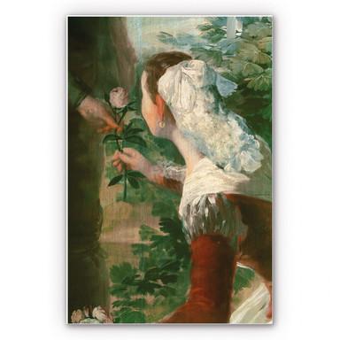 Wandbild de Goya - Der Frühling