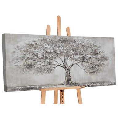 Acryl Gemälde handgemalt Lebensbaum 140x70cm - Bild 1