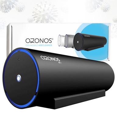 Ozonos Aircleaner AC-1 Plus in Schwarz