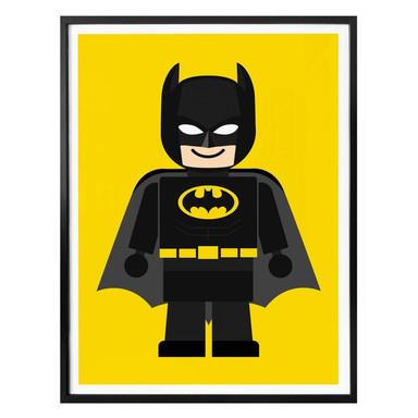 Poster Gomes - Batman Spielzeug
