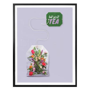 Poster Loose - Flower Tea