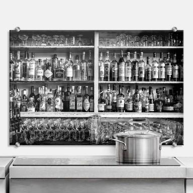 Spritzschutz Klein - The Classic Bar