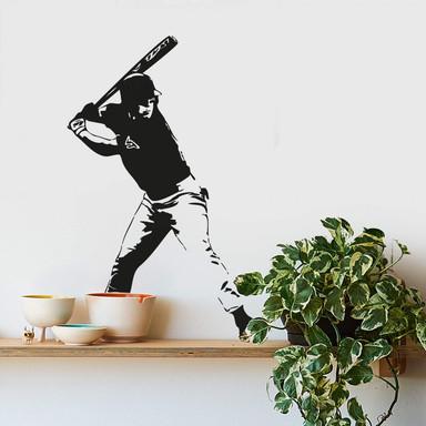 Wandtattoo Baseball 2