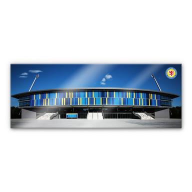 Acrylglasbild Eintracht Braunschweig Stadion - Panorama