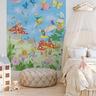 Fototapete Papiertapete Fairy Tales - Bild 1