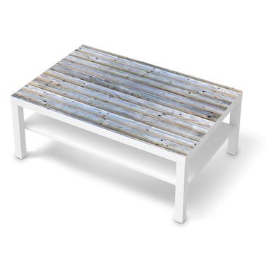 Klebefolie IKEA Lack Tisch 118x78cm - Greyhound- Bild 1