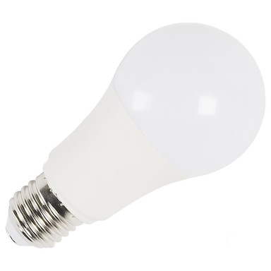 LED Leuchtmittel in Weiss A60 E27 9.5W 806lm