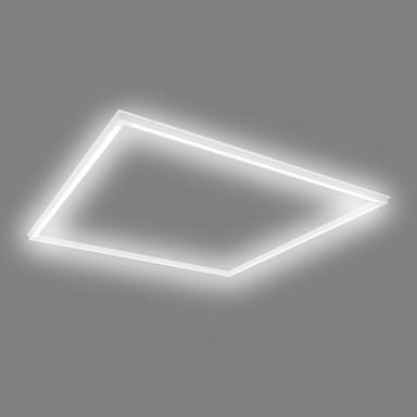 LED Rahmen-Panel Casambi Inside in Weiss 38W RGBW