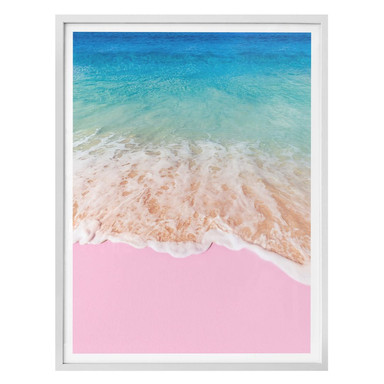 Poster Fuentes – Pink Sand