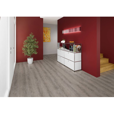 Vinyl-Designboden JOKA 330 | Old Grey Oak 2840