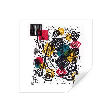 Wallprint Kandinsky - Kleine Welten V