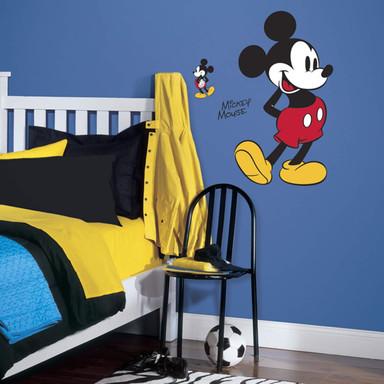 Wandsticker Disney Mickey Mouse - Maxi Sticker - Bild 1
