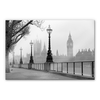 Acrylglasbild Palace of Westminster