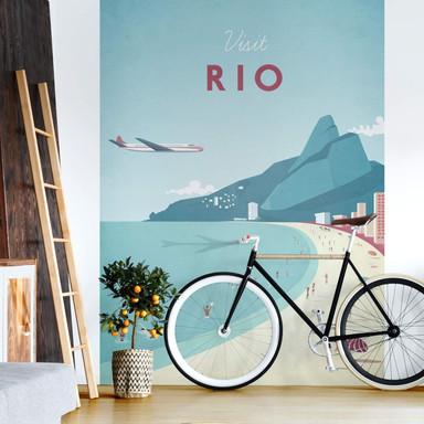 Fototapete Rivers - Rio de Janeiro