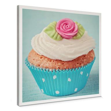 Leinwandbild Sweet Cupcake