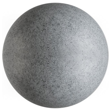 Leuchtkugel Granit 560mm E27 IP65