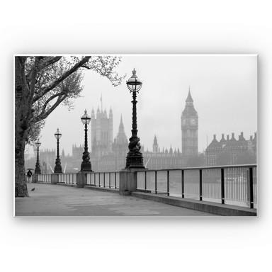 Wandbild Palace of Westminster