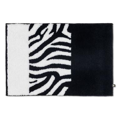 Zebra Badteppich