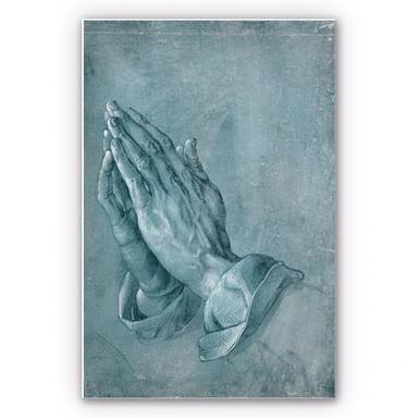 Wandbild Dürer - Studie zu Betende Hände