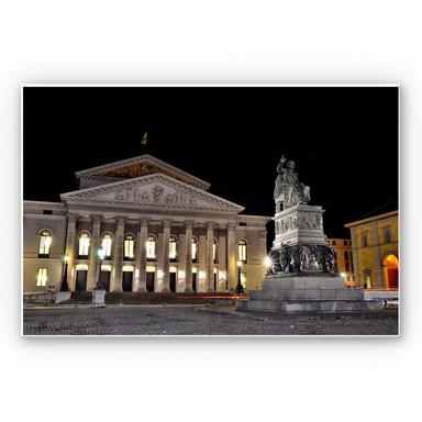 Hartschaumbild Bayerische Staatsoper München