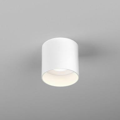LED Deckenleuchte Osca in Weiss-Matt 7.7W 528lm rund