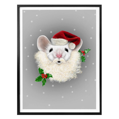 Poster Kools - Merry Christmouse