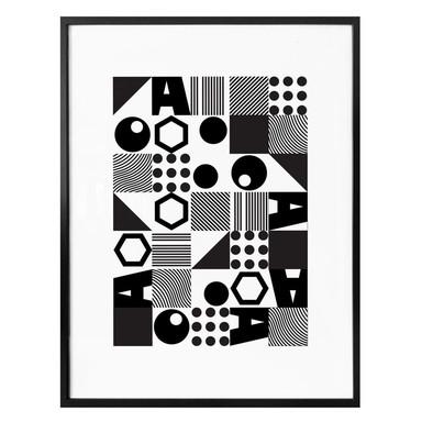 Poster Nordic Creators - Geometric
