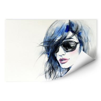 Wallprint I wear my sunglasses