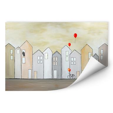 Wallprint Melz - Streetlife