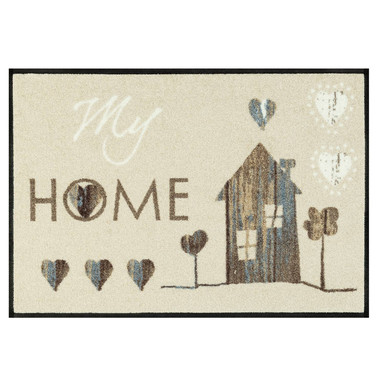 Wash&Dry Fussmatte My Home 50x75cm