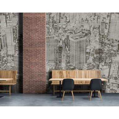 Livingwalls Fototapete Walls by Patel 2 downtown 2 - Bild 1