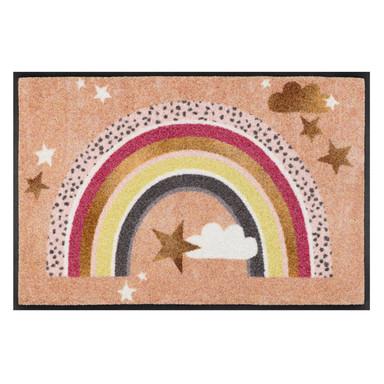 Wash&Dry Fussmatte Rainbow Glamour 50x75cm