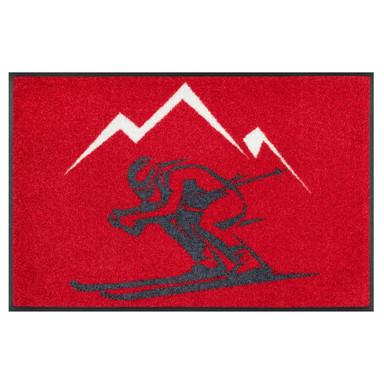Wash&Dry Fussmatte Ski 50x75cm