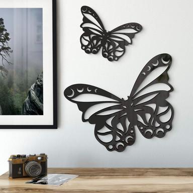 Acryldeko Schmetterling
