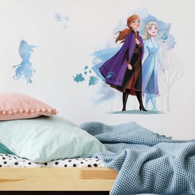 Wandsticker-Set Die Eiskönigin 2 - Anna & Elsa - Bild 1