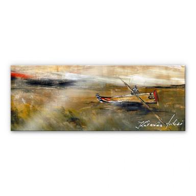 Acrylglasbild Niksic - Sehnsucht nach Regen