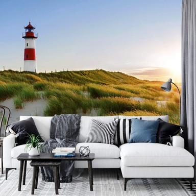 Fototapete Papiertapete Lighthouse - 366x254cm - Bild 1