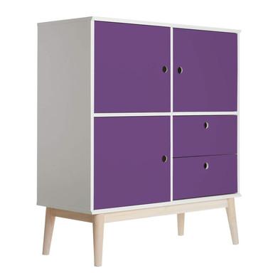 Möbelfolie - Uni Violett