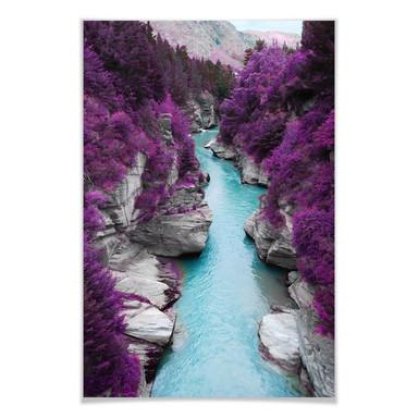 Poster Kawarau River