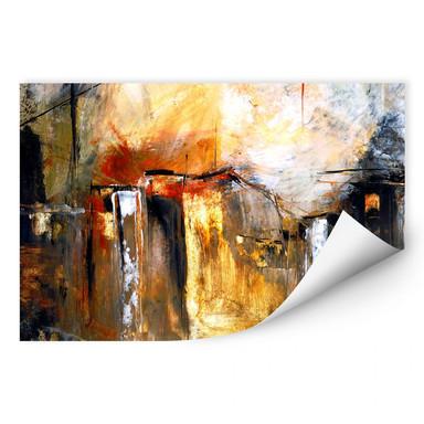 Wallprint Niksic - Licht und Landschaft