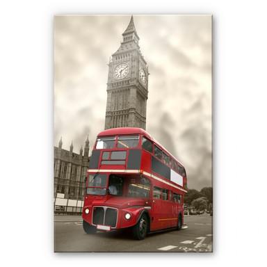 Acrylglasbild Visit London